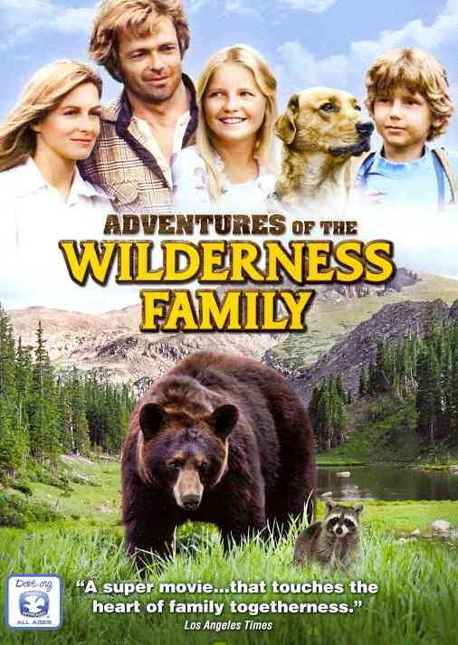 ADVENTURES OF THE WILDERNESS FAMILY BY LOGAN,ROBERT (DVD)